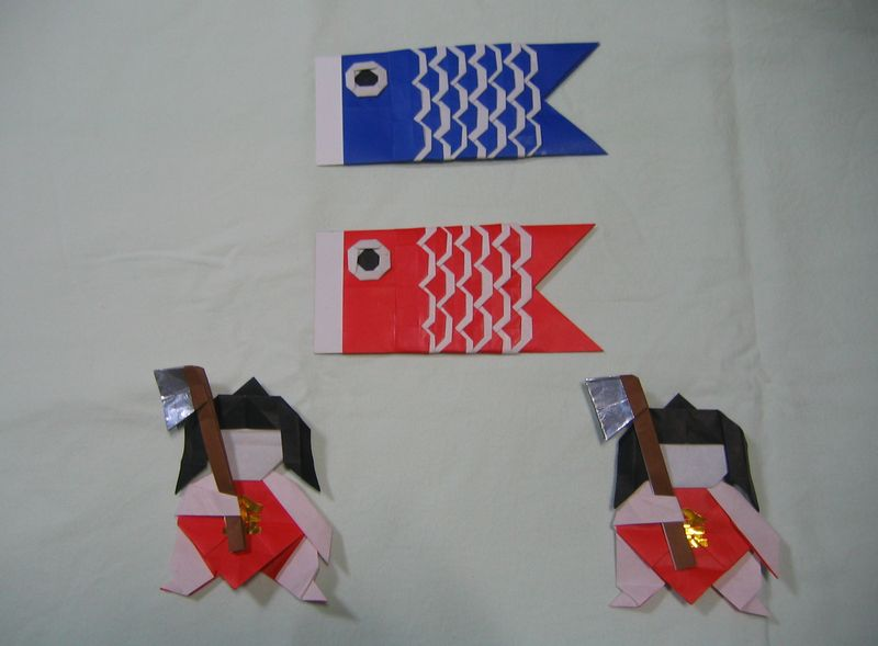 クリスマス 折り紙 折り紙 こいのぼり : kinmokusei-9.cocolog-nifty.com