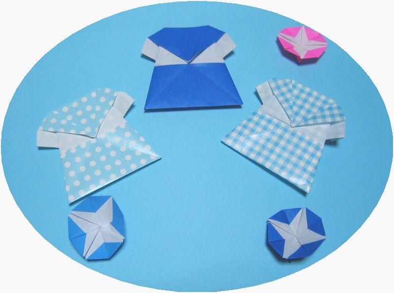 ハート 折り紙:折り紙 セーラー服-divulgando.net